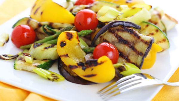 BBQ Pakket Vegetarisch