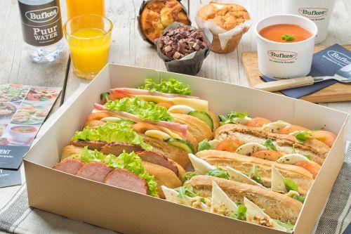 Lunchbox (h) eerlijk compleet